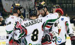 Hokej: GKS utrzymał pierwsze miejsce w sezonie zasadniczym [foto]