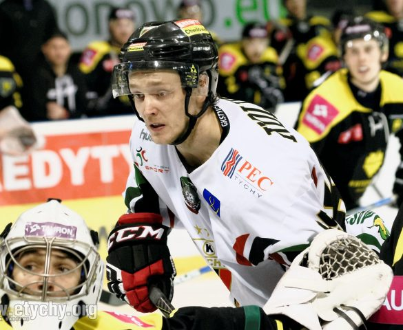 Hokej: GKS Tychy - Tauron KH GKS Katowice (2017.02.21) [galeria]