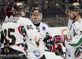 Hokej play-off: GKS Tychy pierwszym półfinalistą