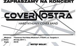 Koncert Cover Nostra w Tawernie