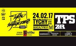 """Koncert TPS ZDR """"Tylko i Wyłącznie"""" w klubie Magazyn"""