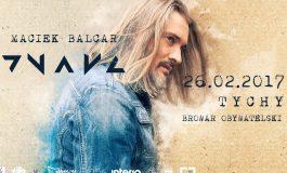 Maciek Balcar Znaki Tour w Browarze Obywatelskim