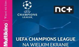 Półfinał Ligi Mistrzów UEFA na wielkim ekranie w Multikinie! - wygraj zaproszenia