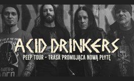 Acid Drinkers support Kluski w Underground