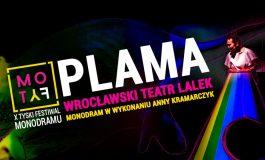 Festiwal MOTYF - PLAMA - spektakl dla dzieci