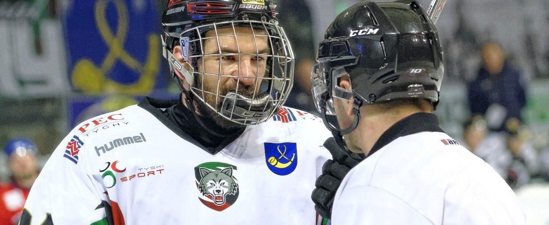 Hokej play-off: Tyszanie dowieźli zwycięstwo do końca [foto]