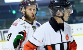 Hokej play-off: GKS wygrywa ale żąda odsunięcia sędziów [foto]