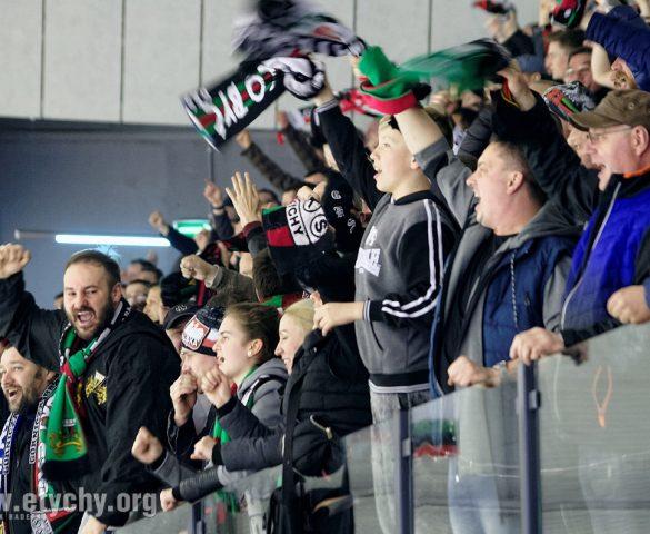 Hokej: GKS Tychy - Comarch Cracovia (2017.03.21) [galeria]