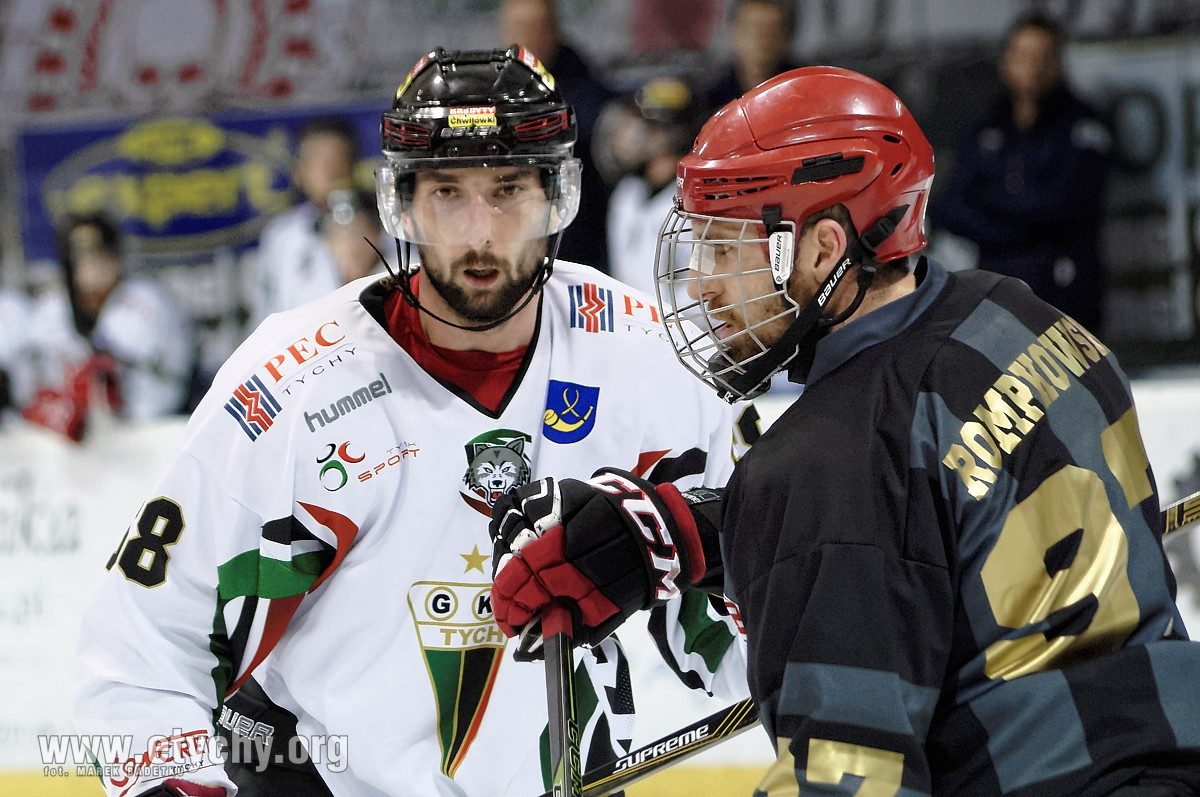 Hokej: GKS Tychy – Comarch Cracovia (2017.03.22) [galeria]
