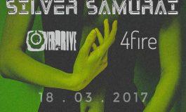 Silver Samurai, Overdrive i 4fire w Underground