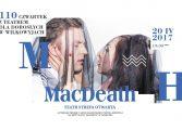 Czwartek z Teatrem dla Dorosłych w Wilkowyjach: MacDeath