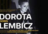 Dorota Doris Lembicz & Rock w klubie Magazyn
