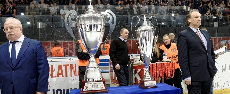 Hokej play-off: GKS Tychy tylko Wicemistrzem Polski [foto]