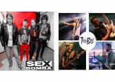 Koncert Sexbomba i The Bill w Underground - KONCERT ODWOŁANY!
