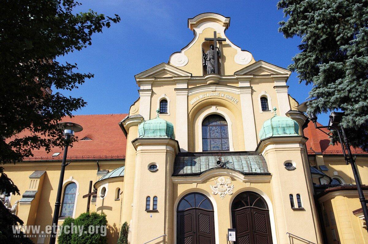 Spacer fotograficzny szlakiem tyskich kościołów