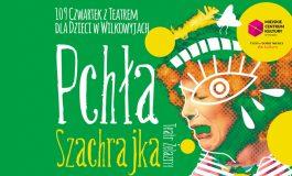 Czwartek z teatrem dla dzieci w Wilkowyjach - Pchła Szachrajka