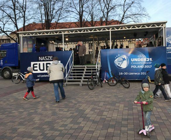 W sobotę Puchar Mistrzostw Europy przyjedzie do Tychów