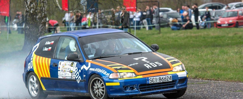 Druga runda Samochodowych Mistrzostw Tychów za nami