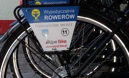 Wypożyczalnia rowerów ponownie otwarta