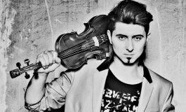 Koncert Adam Bałdych Solo & Paweł Lisek (VJ) w Mediatece