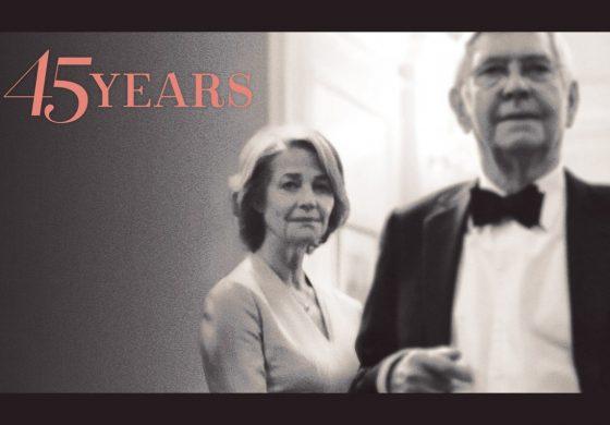 """Dyskusyjny Klub Filmowy - """"45 lat"""" w Andromedzie"""