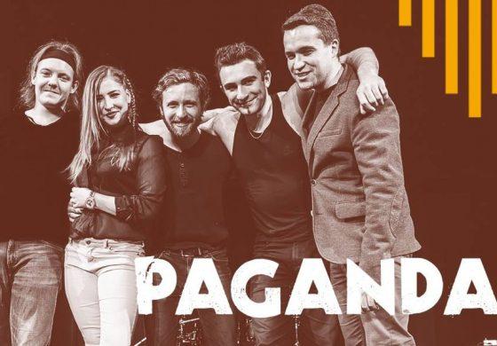Koncert Paganda w ramach cyklu Dla Tych Zagrają