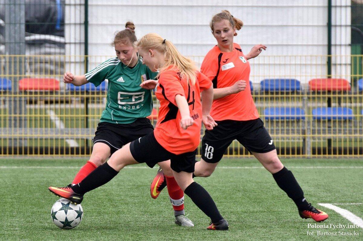 Polonia GKS Tychy: Nowak jak Świerczok, z hat-trickiem w meczu z Concordią