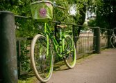 Wycieczka rowerowa do Mini-Arboretum w Bieruniu Nowym