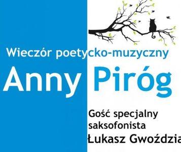 Wieczór poetycko - muzyczny w SDK Tęcza