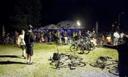 Tyski Nocny Rajd Rowerowy z metą na Festiwalu Zderzenie Gatunków