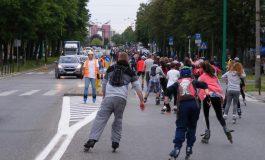 V NightSkating - rolkarze przejadą ulicami Tychów