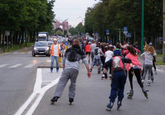 V NightSkating – rolkarze przejadą ulicami Tychów