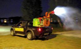 Akcja odkomarzania i odkleszczania w tyskich parkach