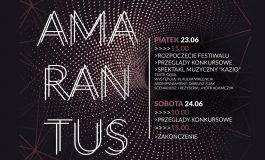 III Ogólnopolski Przegląd Amatorskich Teatrów Osób Dorosłych AMARANTUS