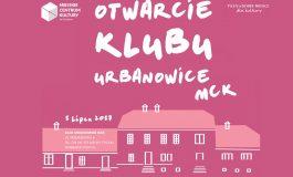 Otwarcie Klubu MCK Urbanowice