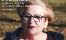 Różne wcielenia Marty Fox - Spotkanie z pisarką w Andromedzie