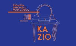 """Premiera spektaklu muzycznego """"Kazio"""" w MCK"""