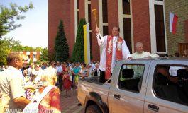 Święcenie pojazdów 2017 w parafii św. Krzysztofa