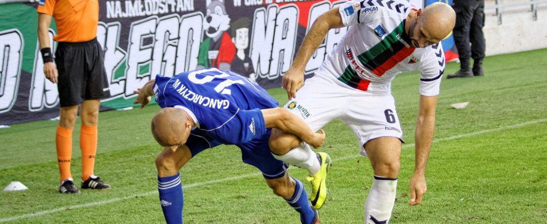 Piłka nożna GKS Tychy – Stal Mielec (2017.08.05) [galeria]