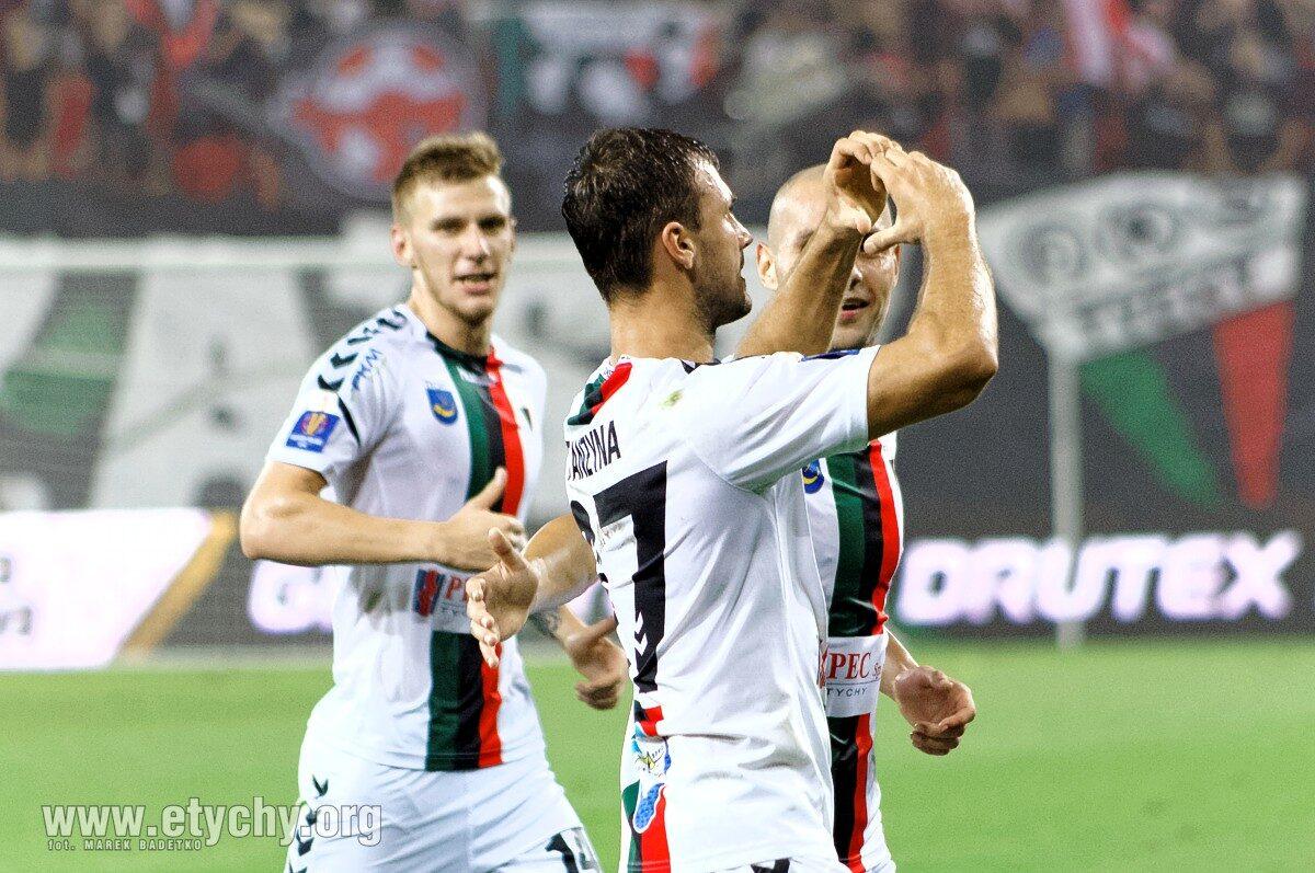 Piłka nożna: Daniel Tanżyna nie przedłuży kontraktu z GKS Tychy