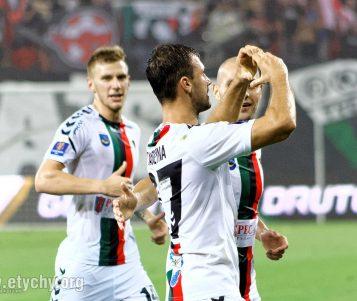 Piłka nożna: GKS Tychy bliski wyeliminowania Cracovii w Pucharze Polski [zdjęcia]