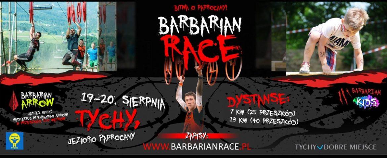 Barbarian Race – Bitwa o Paprocany 2017