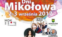 Dni Mikołowa 2017 - Ewelina Lisowska, Enej i Rudi Schuberth
