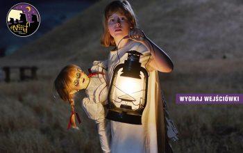 Maraton filmowy ENEMEF: Noc Horrorów z premierą Annabelle: Narodziny zła - Konkurs