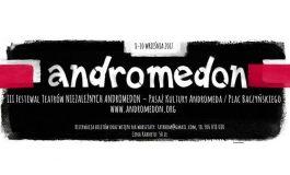 III Tyski Festiwal Teatrów Offowych ANDROMEDON 2017