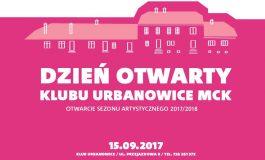 Dzień Otwarty w Klubie Urbanowice MCK