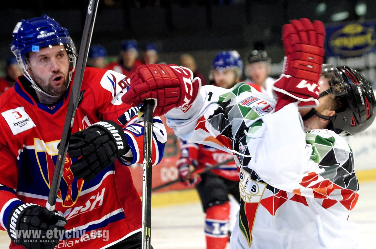 Hokej: GKS Tychy – Polonia Bytom (2017.09.17) [galeria]
