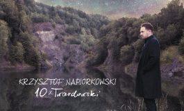 """Krzysztof Napiórkowski """"10 x Twardowski"""" w Teatrze Małym"""