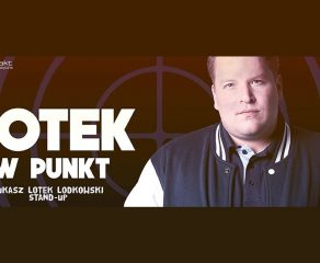 """Łukasz Lotek Lodkowski - program """"W punkt"""" w Underground Pub"""