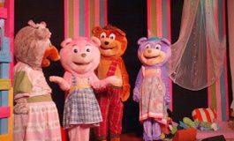 """Spektakl dla dzieci """"Trzy magiczne słowa"""" w Teatrze Małym"""